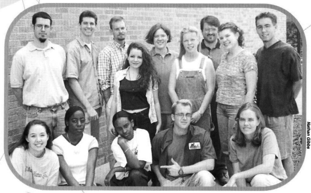 1999-2000 Optimist Staff