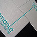 Amonle Studio Letterpress Cards