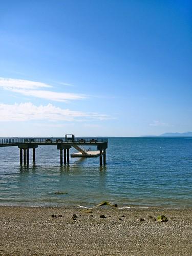 Trail Bay Wharf, Sechelt BC