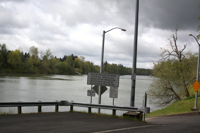 Canby Ferry