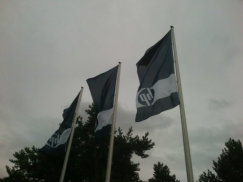 HP flags