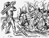 July 16 in History -- In 1099, Crusaders Herd Jerusalem Jews into Synagogue and Burn It Down
