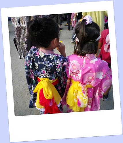 夏祭り summer-fes yukata(kimono)