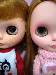 Hair color comparison 2