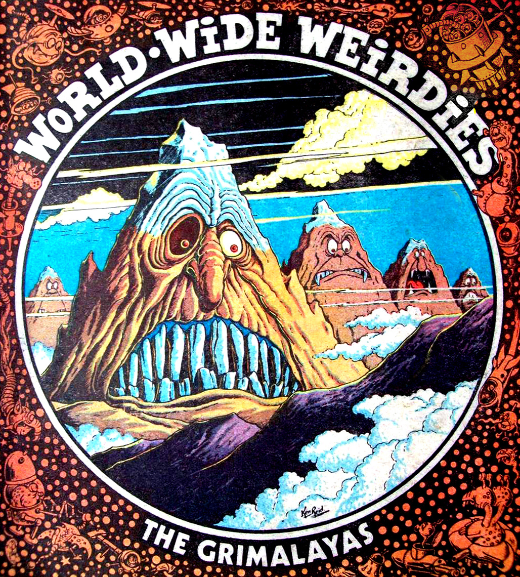 Ken Reid - World Wide Weirdies 05