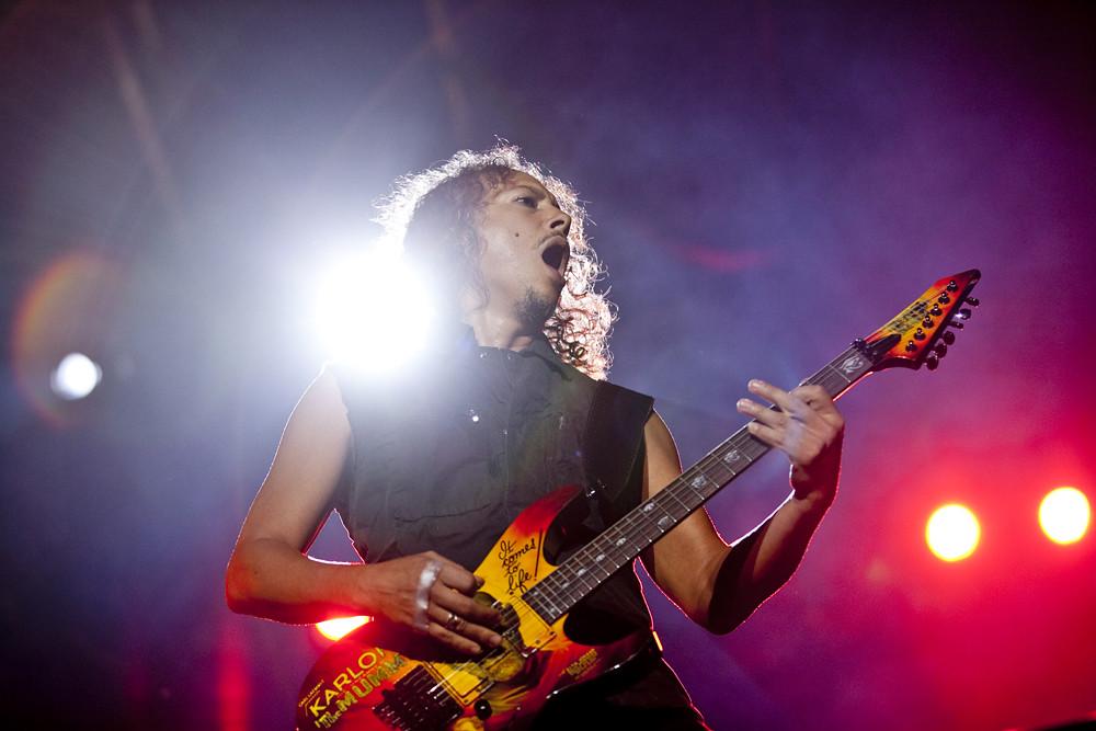 Metallica (Kirk Hammett)