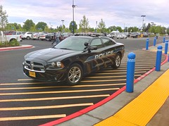 FGPD Patrol Car (G Howell) Tags: car oregon store or police front saturation dodge parked hdr charger forestgrove dodgecharger nextgen washingtoncountyoregon newcharger nleaf nleafexclusive forestgrovepd fgpd forestgrovepolice