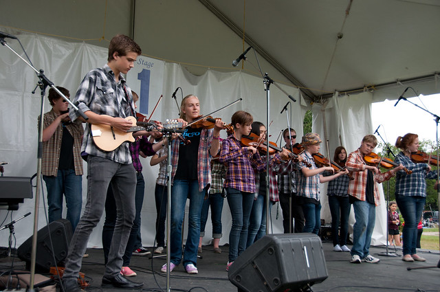 BC Fiddle Orchestra