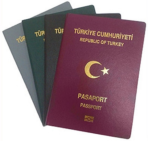 2014 Pasaport Harç Ücretleri ve Defter Bedelleri