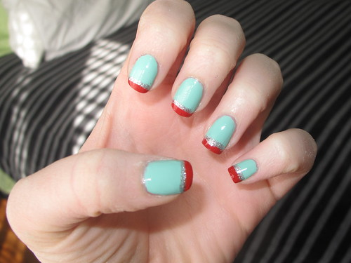 Livingaftermidnite - ibiza sol nails 1