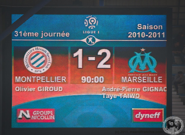 Final Victory For Marseille