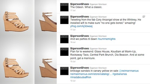 The 10 Best Fashion Industry Twitter Feeds