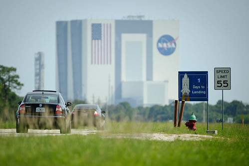 STS-135 Atlantis Landing Countdown (201107200001HQ) by nasa hq photo