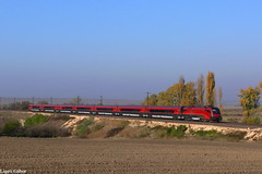 1116 212-0, 31.10.2009, Biatorbgy (Spagiboy) Tags: railroad color colors train landscape hungary niceshot rj siemens rail railway locomotive taurus bb lokomotive magyarorszg oebb 1116 vonat vast biatorbgy mozdony railjet