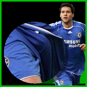 Big Bulge of Michael Ballack