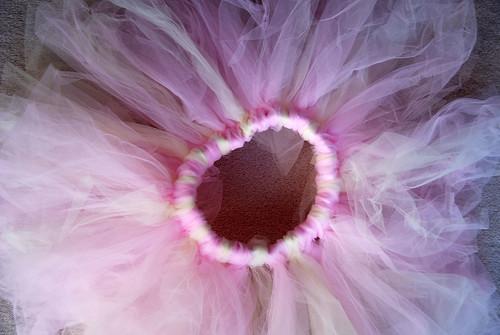 Handmade: Pink tutu