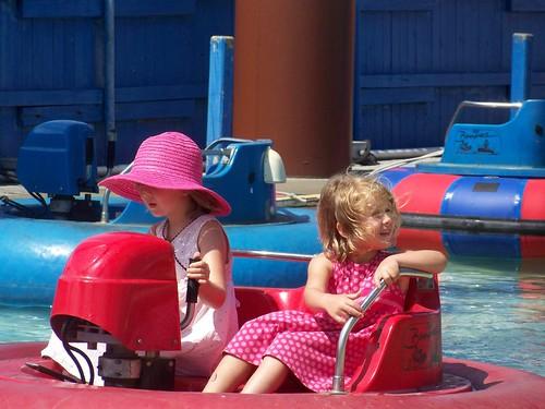 Bumper Boats!