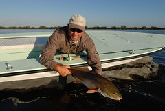 Paul Cave w redfish