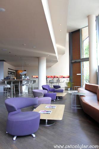 Lobby, B-Hotel