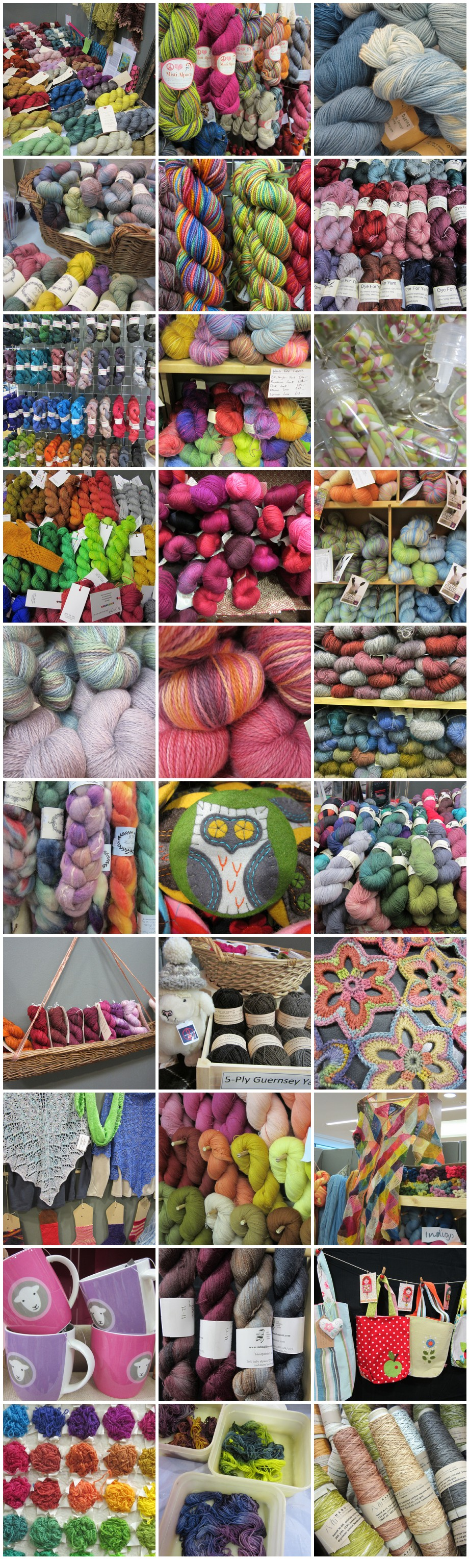 Knit Nation 2011 montage
