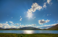 Sheosar Lake, Deosai Plains (Babar.Asghar Photography) Tags: sigma1020mm sheosarlake deosaiplains canont2i550d amazinglakeindeosaiplains aneveningatthesheosarlake