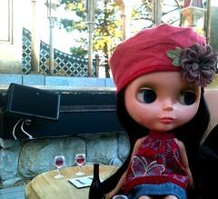 Mina at the Lake Tahoe Shakespeare Festival