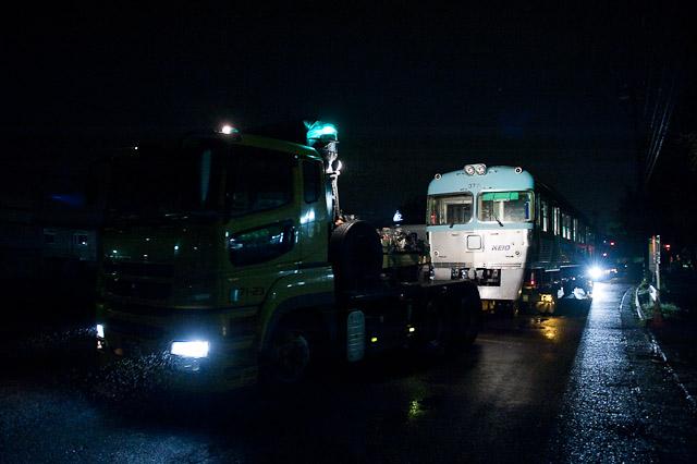 京王電鉄井の頭線3000系3029F クハ3779, 3019F クハ3719 陸送
