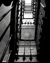 (Je.est.un.autre) Tags: blackandwhite bw scale monochrome stairs noiretblanc nb bn biancoenero escaleras escaliers