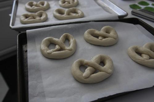 pretzels!