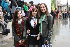 Harry Potter Premiere - HP fans