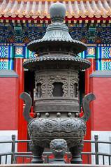 _DSC7915 (durr-architect) Tags: china school court temple peace buddhist beijing buddhism prince palace monastery harmony lama tibetan han dynasty emperor qing kangxi yonghegong lamasery monasteries yongzheng eunuchs