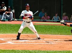 Cleveland Indians (Victor Dvorak) Tags: ohio nikon cleveland clevelandindians mlb americanleague asdrubalcabrera majorleaguebaseball d300s progressivefield