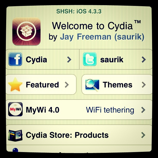 Jailbreak no IOS 5 Beta 4