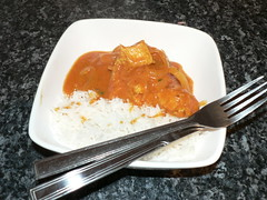 Cheater's Chicken Tikka Masala