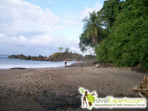 Cano Island Beach Family Travel