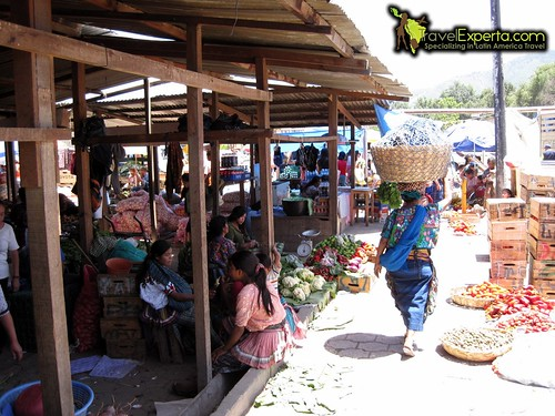 Antigua's Market Day