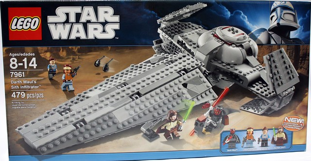 7961 Darth Maul's Sith Infiltrator review 5978842044_bc4009fb51_z