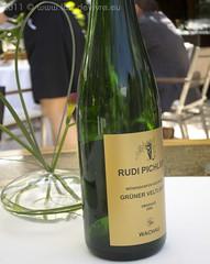 Wein: GV Smaragd Wösendorfer Hochrain 2005 - Rudi Pichler