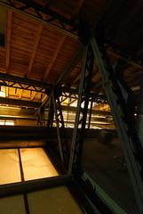 (TiLoKi) Tags: roof urban metal train nikon lyon gare steel tokina1224 oblique exploration toit urbex urbaine mansarde d80 oblic comble obliquemind obliquamente