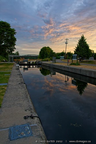 Youngs Point Locks
