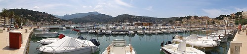 Port de Sóller harbour