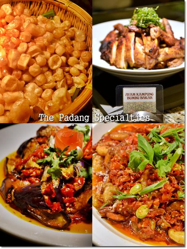 Padang Specialties
