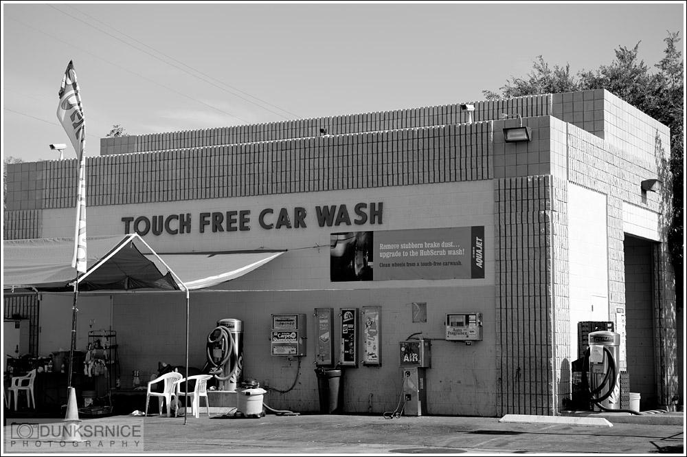 Wash B&W.