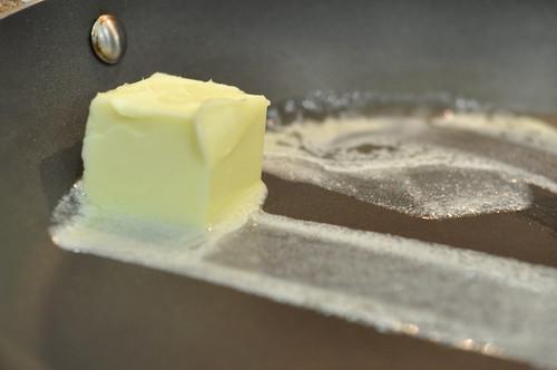 butter melt