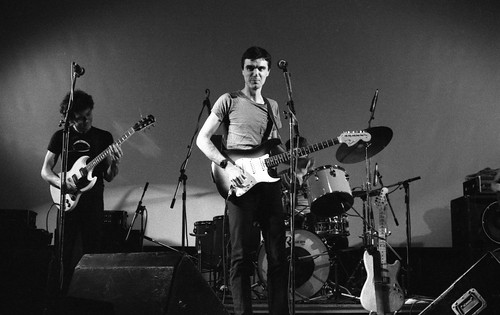 Talking Heads, Binghamton, fall 1978