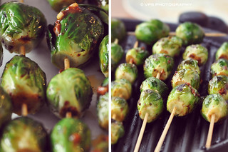 Grilled Brussel Sprouts [Explored]