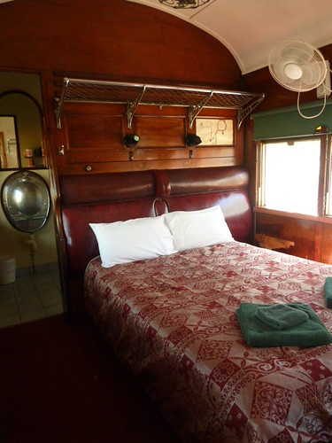 Railway accommodation Undara