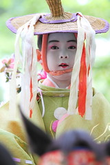 Matsuri bito    ------ (Teruhide Tomori) Tags: festival japan kyoto child   yasakashrine    traditionalclothes earthasia thegionmatsuri