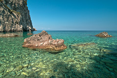 Zakynthos Rock (N+C Photo) Tags: zakynthos greece mediterranean europe eu sun water travel adventure holiday vacation action nadia casey photography culture civilization global world photographers explorers travelers adventurers artists design fotografia viajes aventura mundo cultura arte expresin traveling blue rocks cliff clear geology nikon d300 mygearandme mygearandmepremium mygearandmebronze mygearandmesilver mygearandmegold wildernessrural getty gettycollection gettyimages collection tourism traveladventure discover explore earth tierra turismo vacaciones descubrimiento gettyimagescom griekenland grecia ionian sea paradise zante adriaticsea