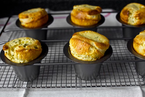 corn, buttermilk and chive popovers | smitten kitchen